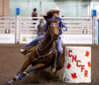 Stanton's equine experience includes competing in amateur, professional and collegerodeos during her high school and university years.