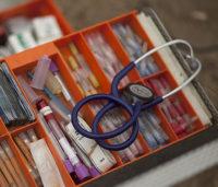 DVM medical kit